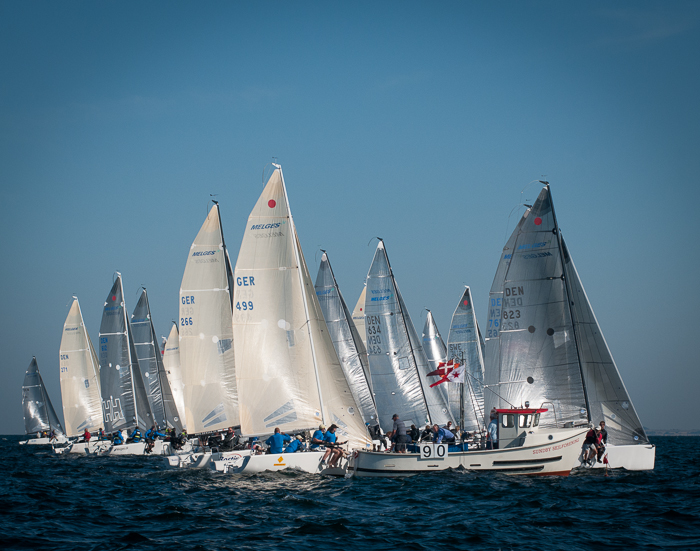 Melges 24 Danish Nationals 2015