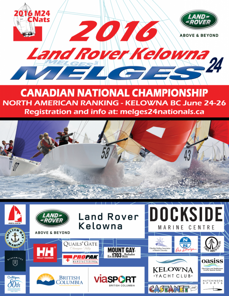CAN2016 Nationals poster