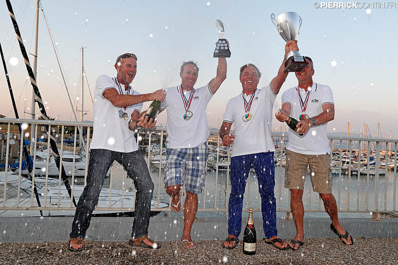 Gill Race Team - Melges 24 Corinthian European Champion 2016