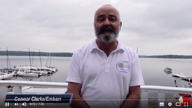 2016 US Melges 24 Nationals Interviews by Marc Noel