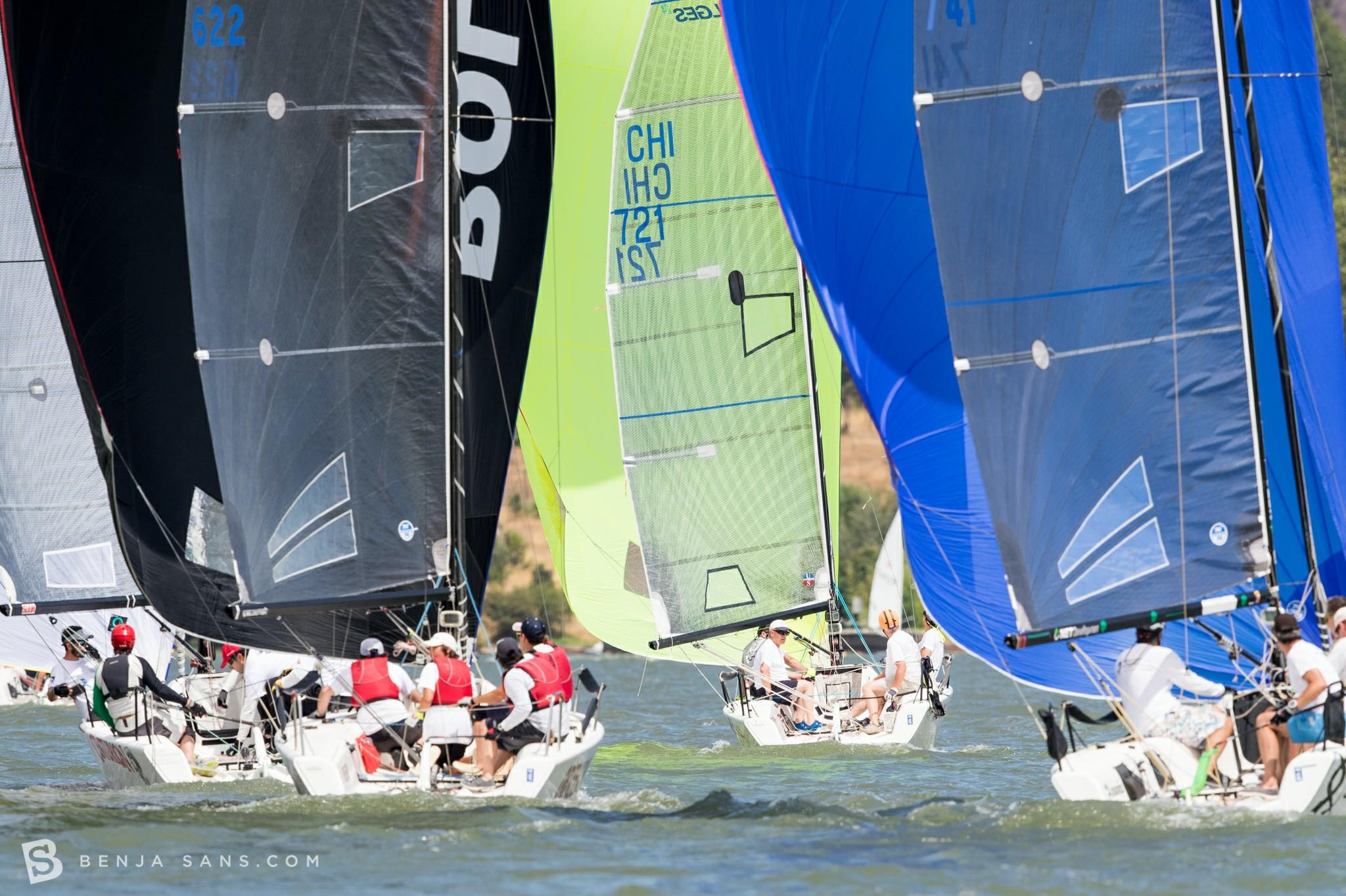 2018 Melges 24 CHI Nationals