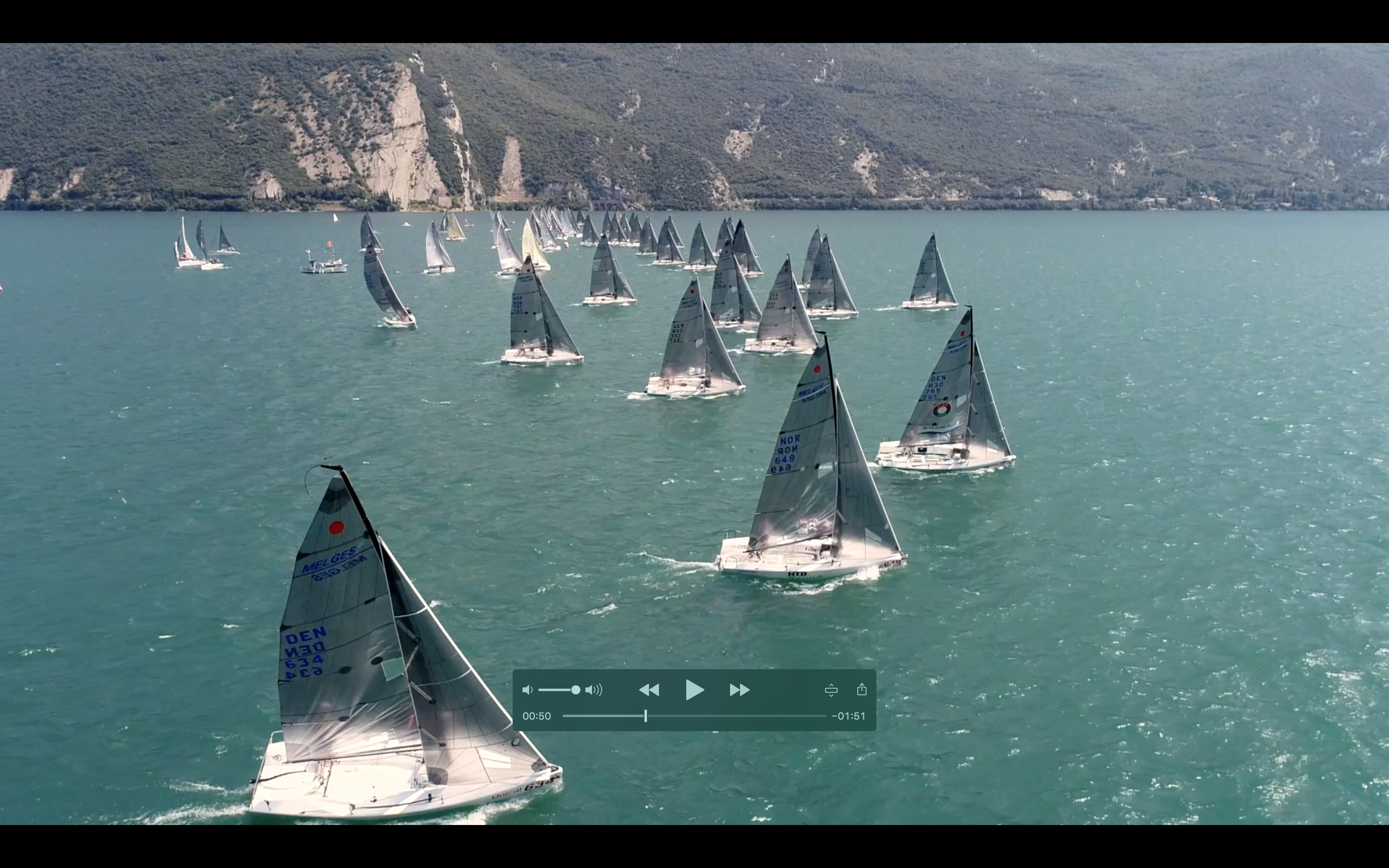Melges 24 Europeans - Day 2 video