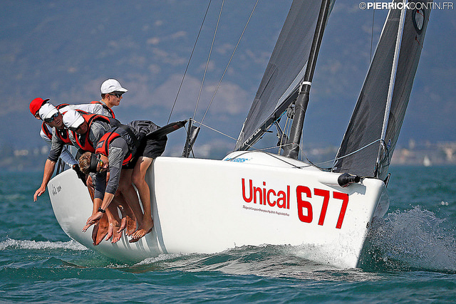 Melges 24 White Room GER677 - Pierrick Contin