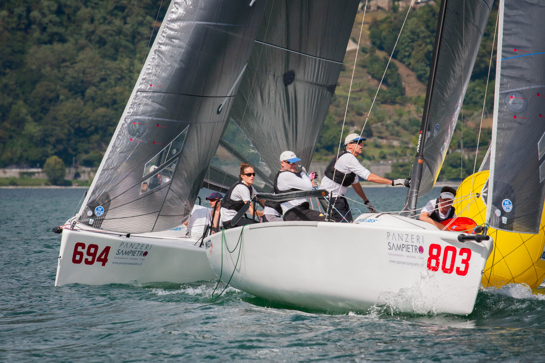 Musto Racing (GER803) - Domaso, ITA - photo Luca Babini