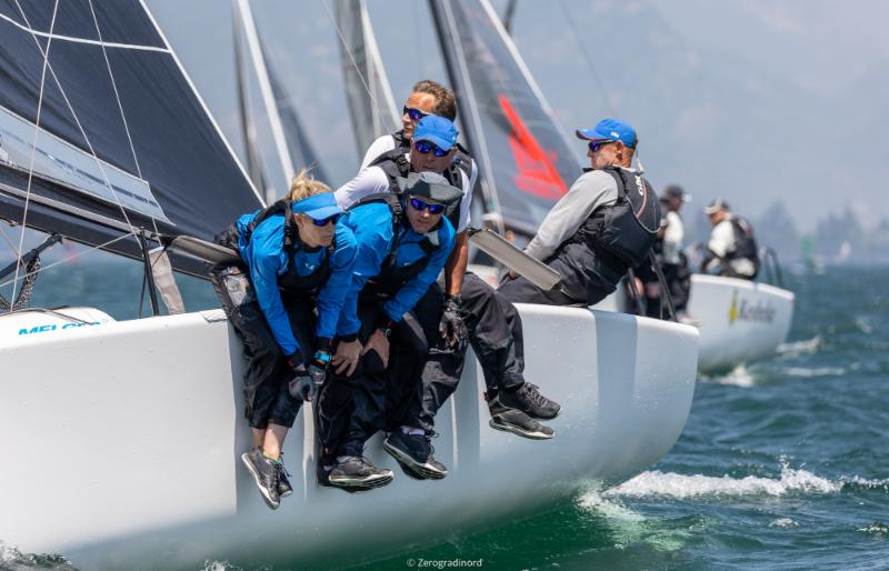 Gill Race Team GBR694 - Zerogradinord
