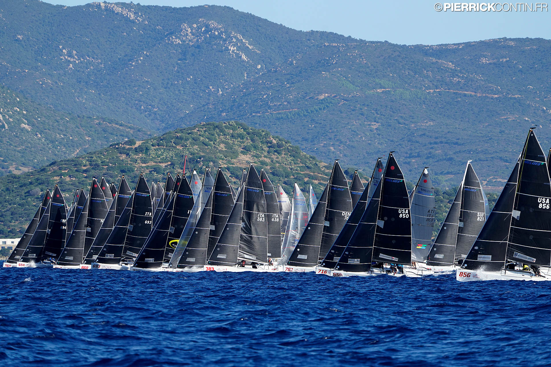 Melges 24 Worlds 2019 in Villasimius