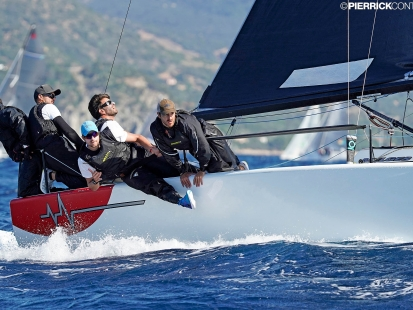 Taki 4 ITA778 - 2019 Melges 24 Corinthian World Champion
