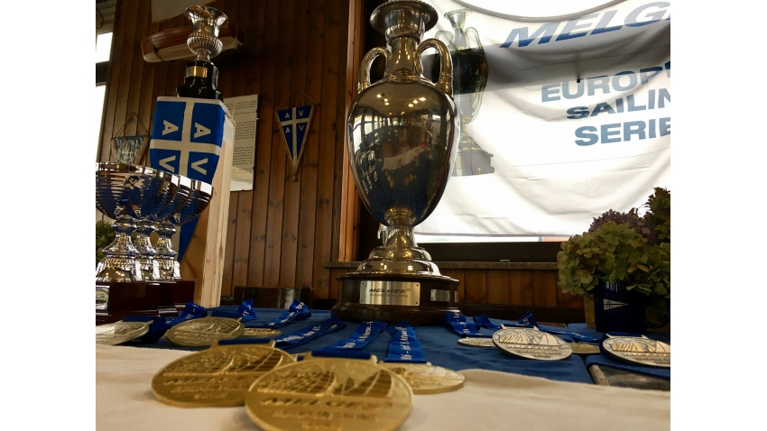 Melges 24 European Sailing Series Trophy