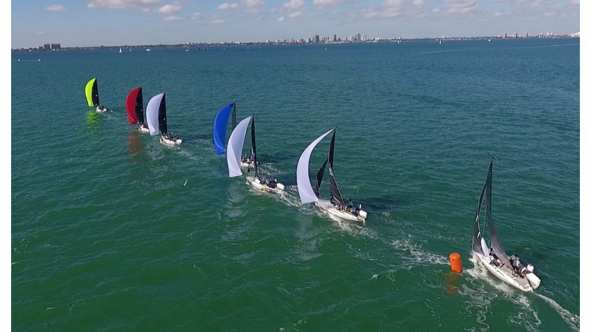 2019-2020 Bacardi Winter Series Event 1 in Miami