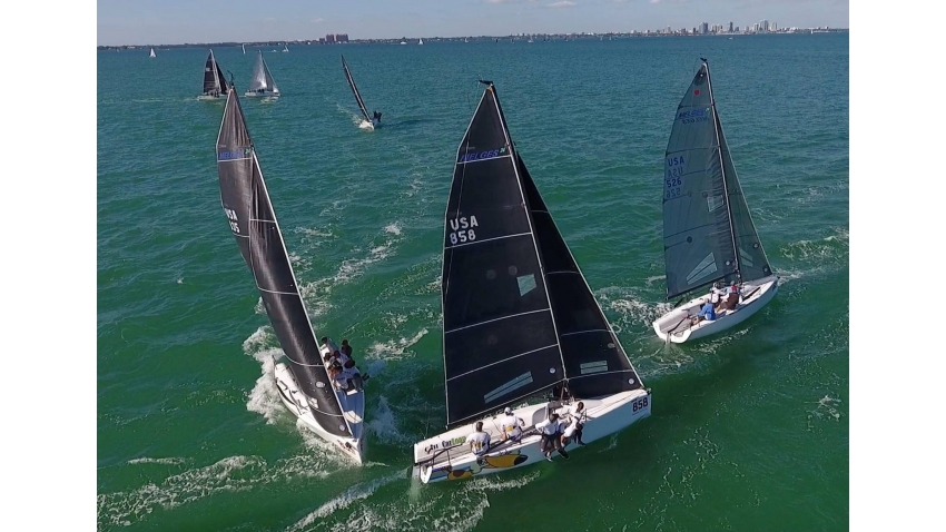 2019-2020 Bacardi Winter Series Event 2 in Miami - Melges 24