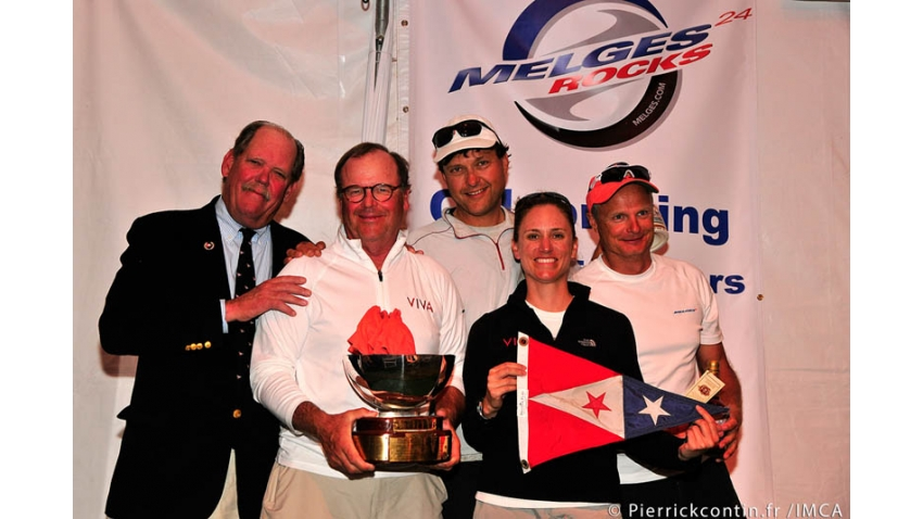 VIVA USA855 of Don Jesberg - 2013 Melges 24 Corinthian World Champion -  San Francisco, USA