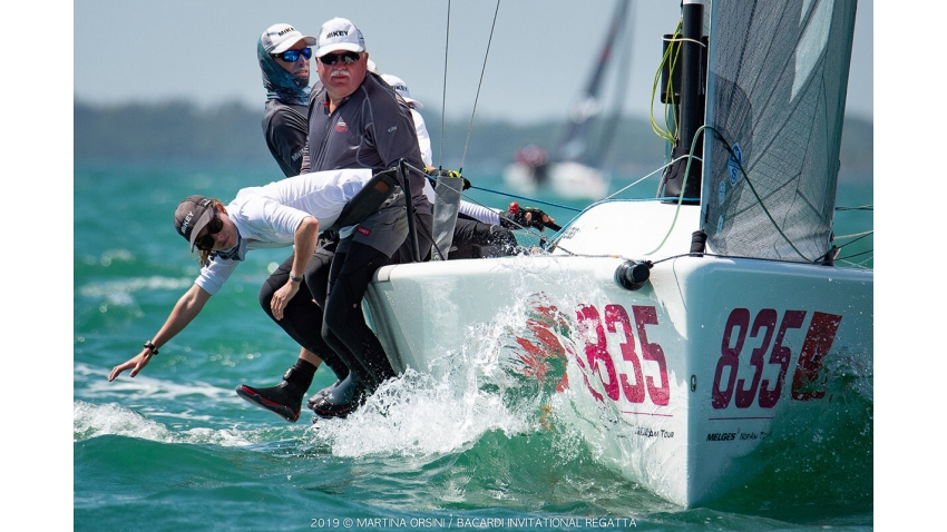 2019 U.S. Melges 24 Class Association National Ranking Champion - Kevin Welch, USA-835 MiKEY