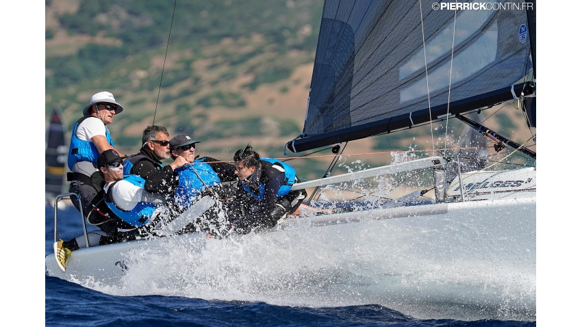 2019 U.S. Melges 24 National Champion Michael Goldfarb on Warcanoe