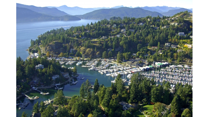 West Vancouver Yacht Club - Canada