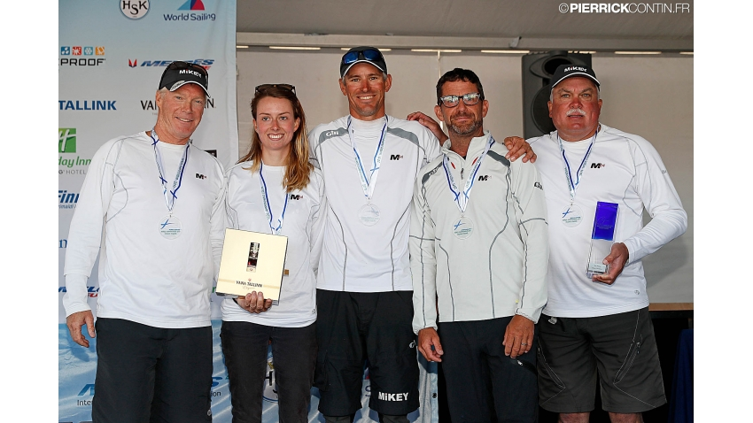 2017 Melges 24 Worlds III Overall - Mikey USA838 - Kevin Welch, Ross MacDonald, Jason Rhodes, Ian Sloan, Serena Vilage