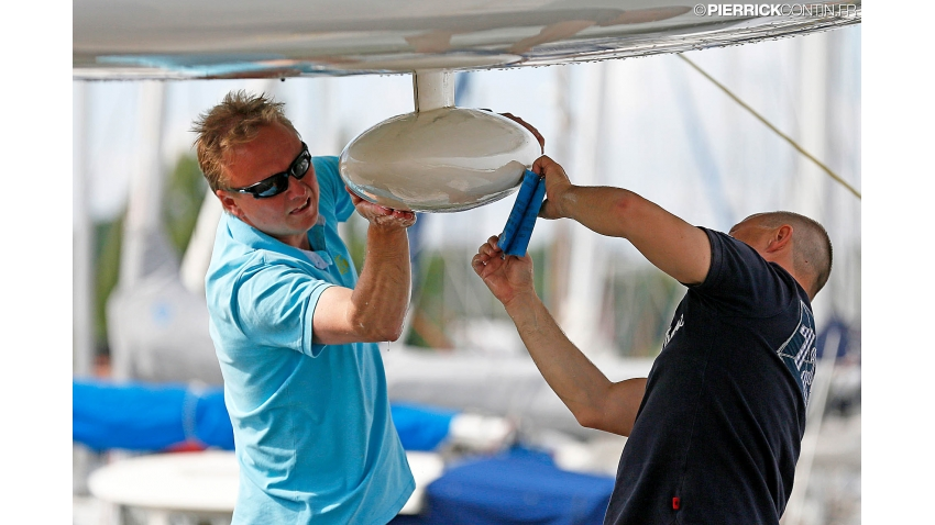 Melges 24 Maintenance