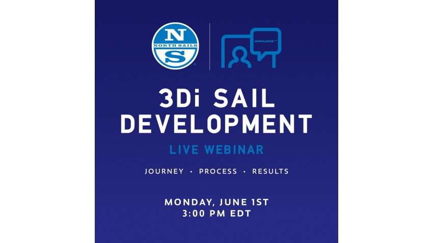 North Sails Melges 24 webinar 3Di Sail Development