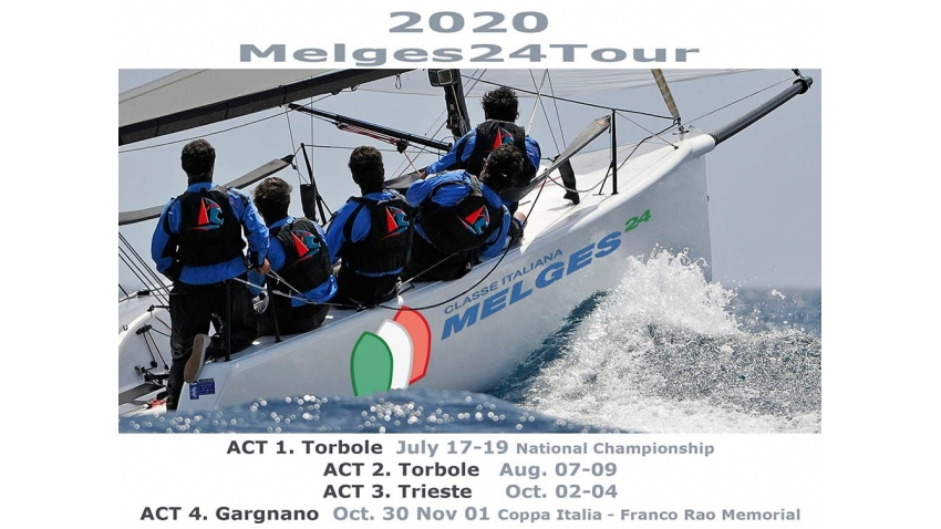 ITA Melges 24 Tour 2020 vol 3