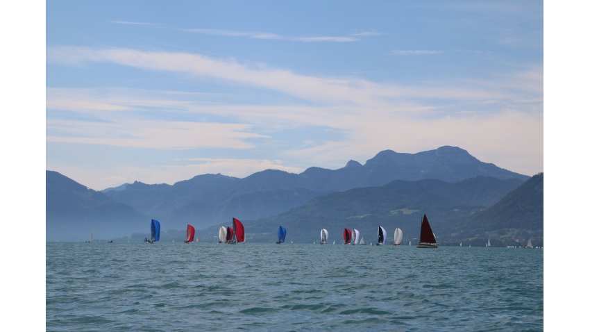 2020 - Attersee, AUT - Melges 24 European Sailing Series Event #2