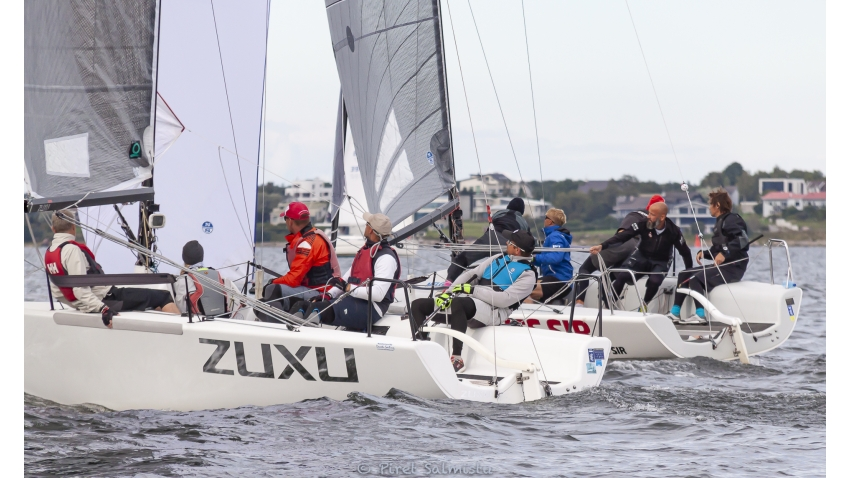 2020 Melges 24 Estonian Championship August 28-30