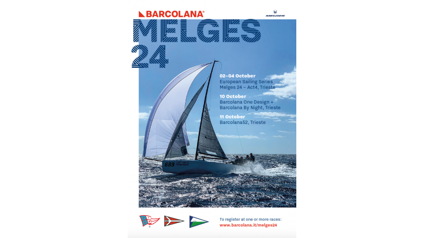 Melges 24 at Barcolana 2020 - Trieste, Italy