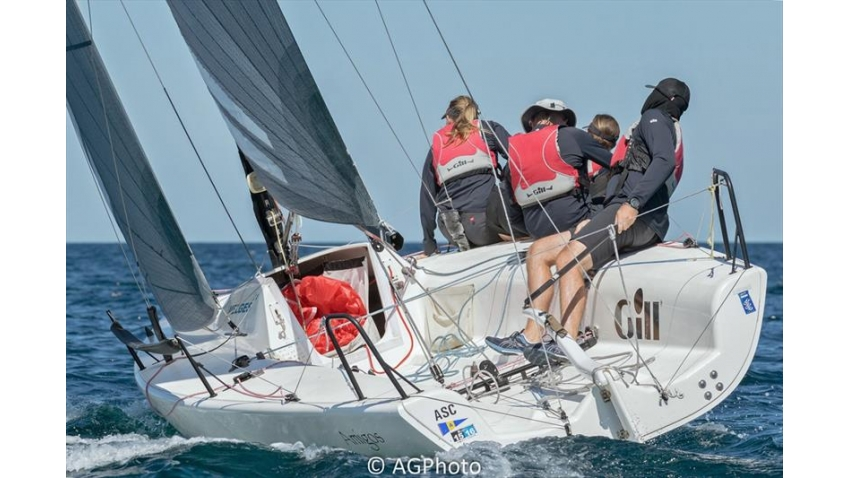 Melges 24 Amigos of Geoff Fogarty - Melges 24 NSW Championships