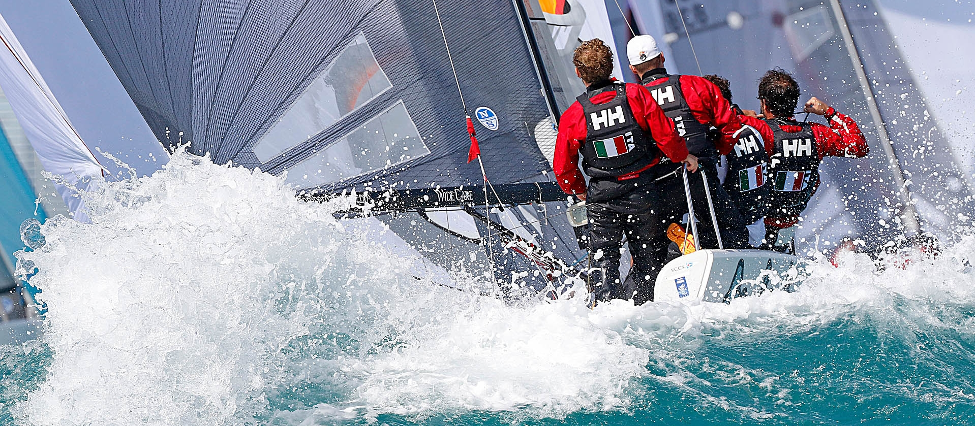 Bombarda ITA841 of Andrea Pozzi at the 2016 World Championship in Miami, USA