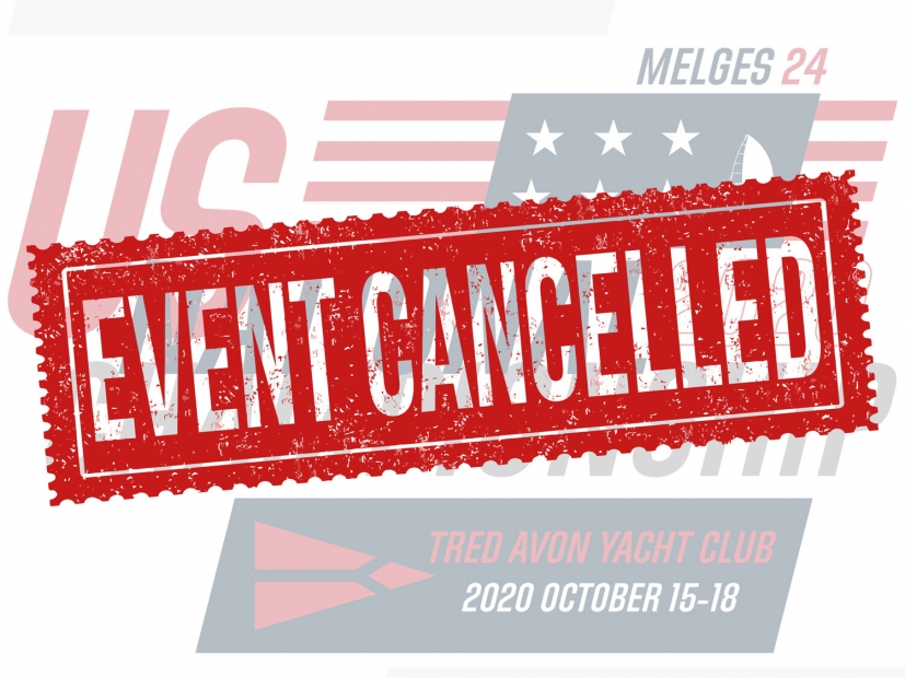 2020 Melges 24 US Nationals Cancelled