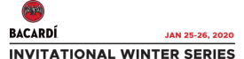 Bacardi Invitational Winter Series 2019-2020 2 logo