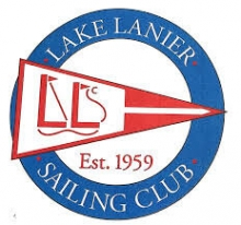 Lake Lanier Sailing Club logo