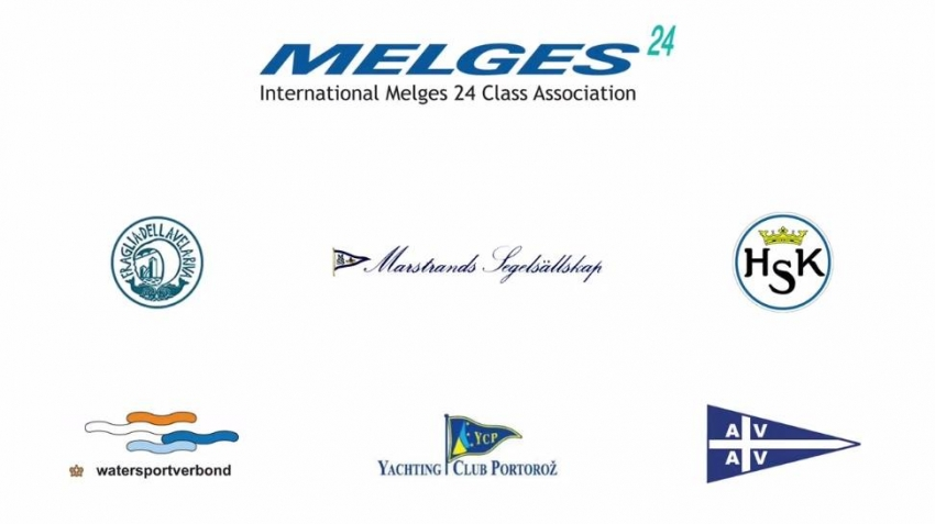 Host clubs of the 2017 Melges 24 European Sailing Series