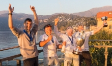 Gill Race Team GBR694 - the overall winner of 2017 Melges 24 European Sailing Series