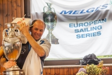 Andrea Racchelli - Altea ITA735 - the overall winner of the 2016 Melges 24 European Sailing Series